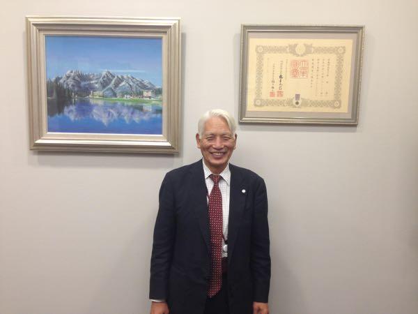 東京電気大学安田教授
