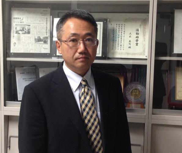 電気通信大学大木教授