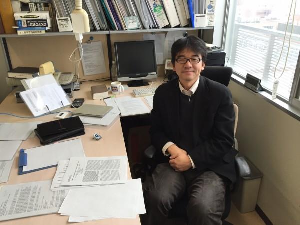 筑波大学伊藤教授
