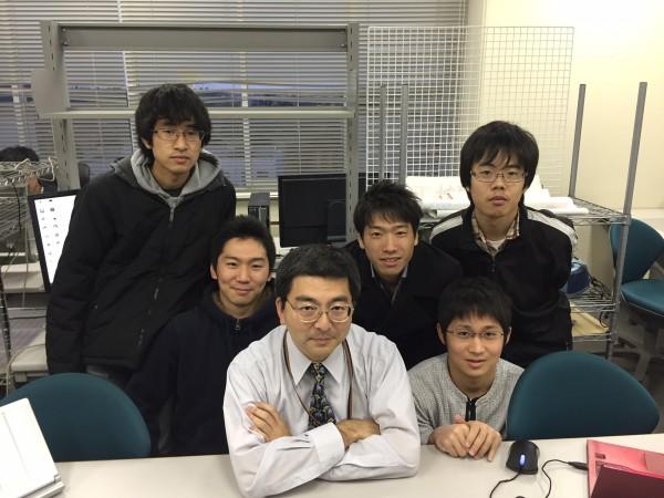 東京電機大学鈴木教授