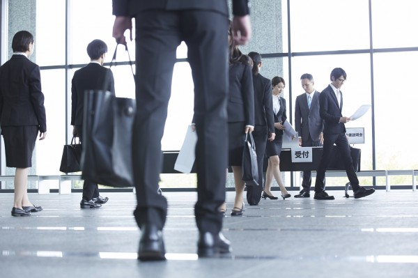 就活の合同説明会徹底攻略法