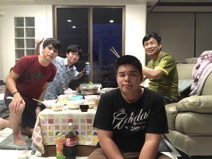 TECH-BASE体験記 矢野@海外にて3